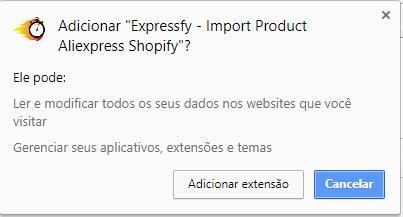 Fazer drop shipping no AliExpress passo 2