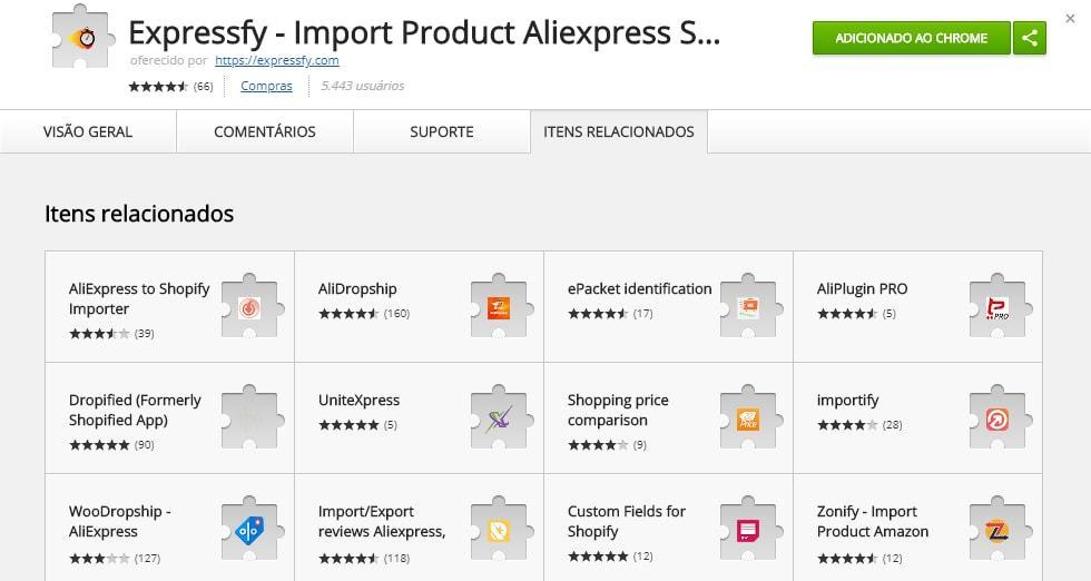 Fazer drop shipping no AliExpress passo 3