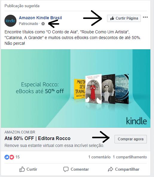 exemplo anuncio facebook