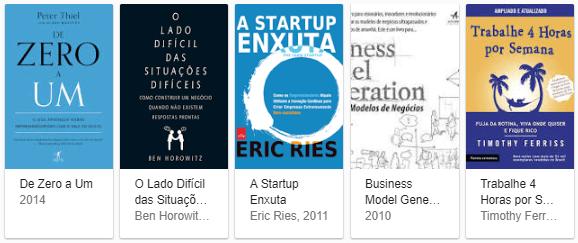 livros para empreendedores de sucesso