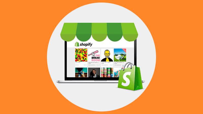 E-commerces brasileiros que utilizam o Shopify