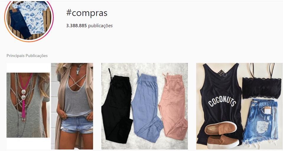ideias de produtos para vender roupas