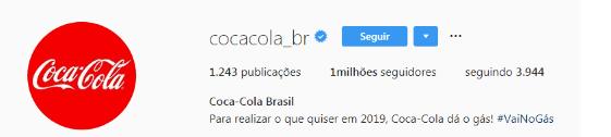 biografia criativa para instagram
