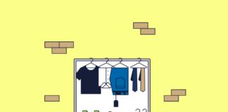 como revender roupas em casa