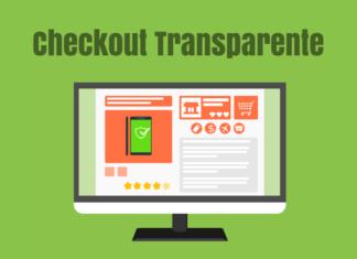 checkout transparente